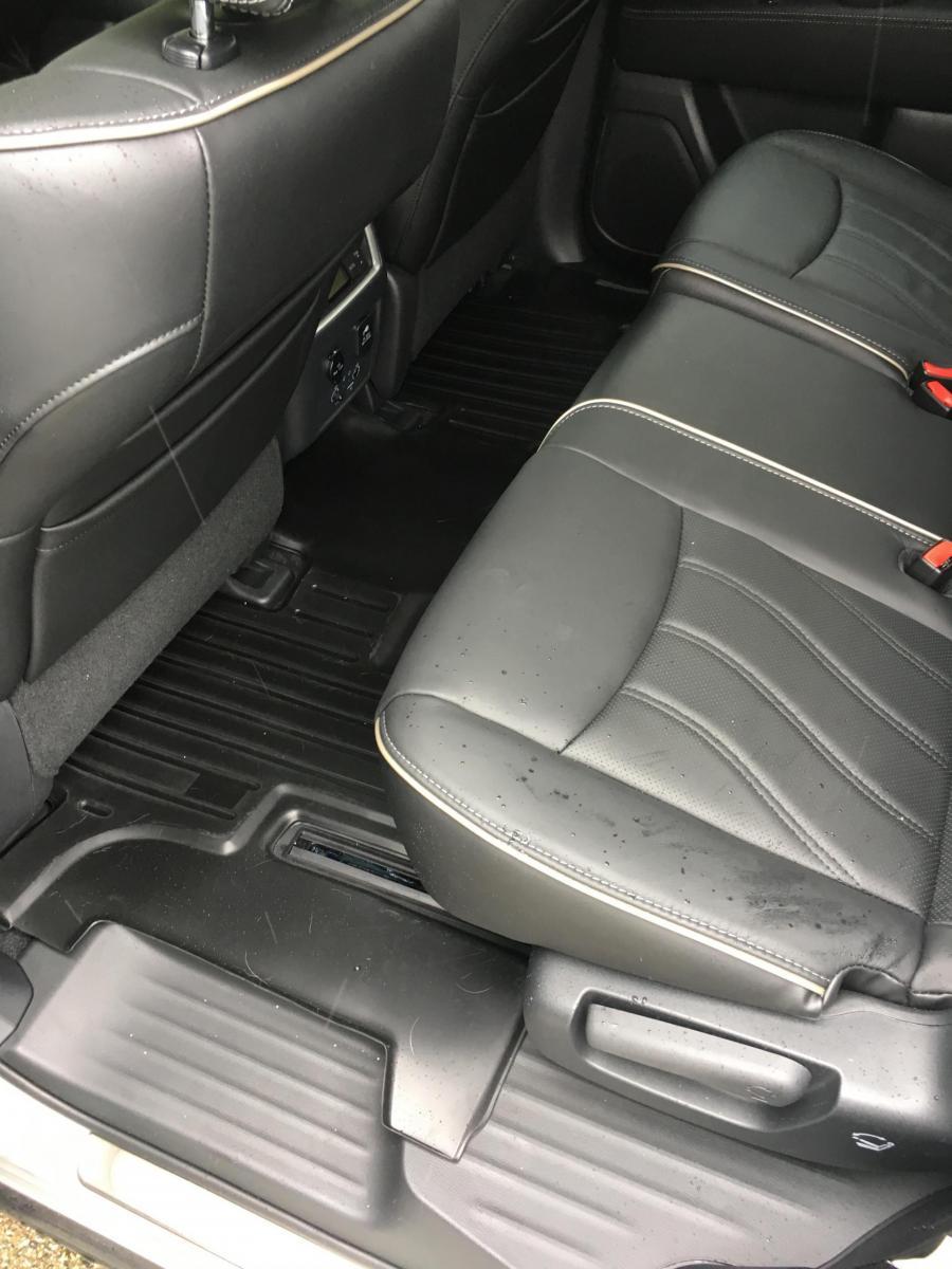Infiniti qx60 rubber floor mats - Infiniti Qx60 Rubber Floor Mats