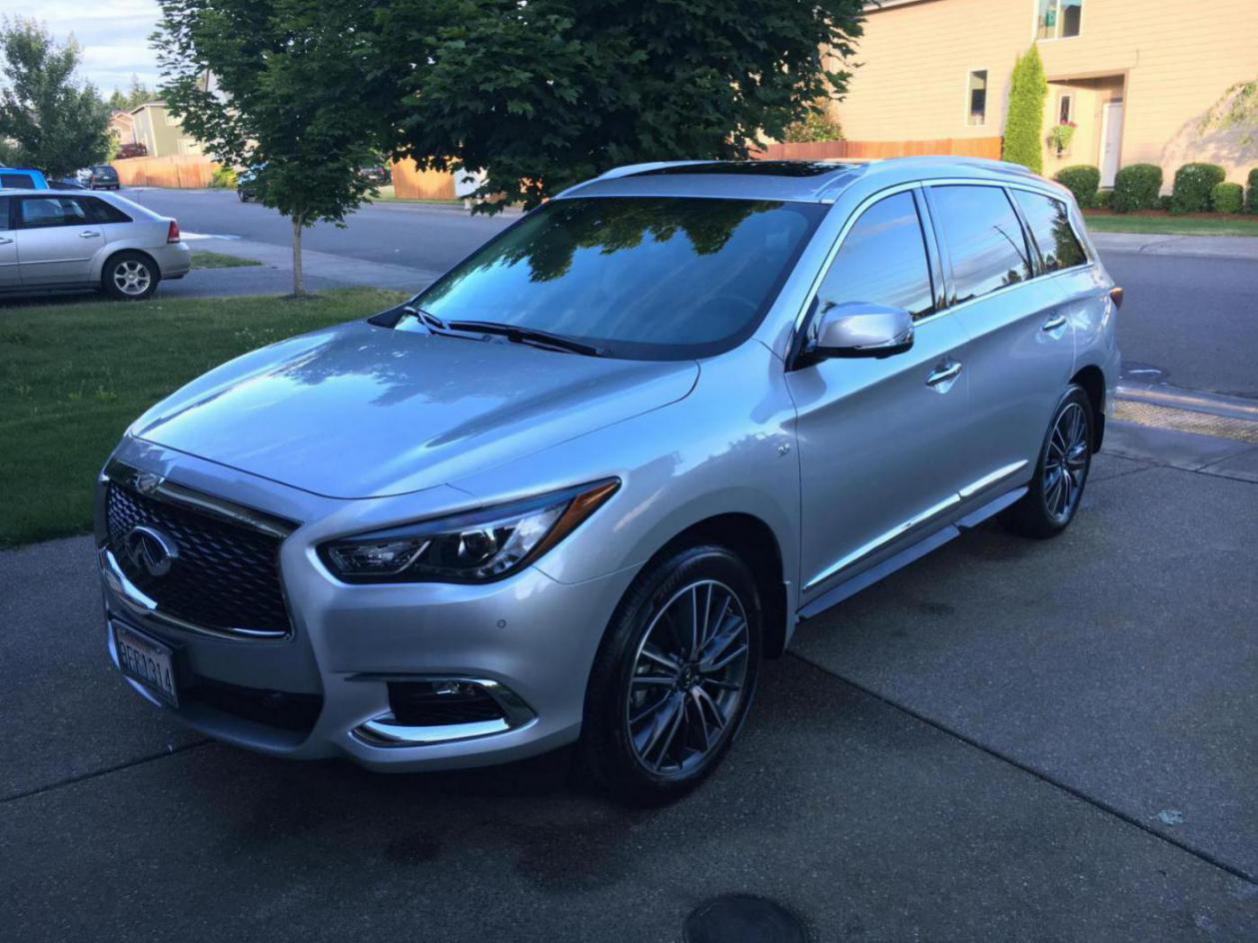 Legal Tint In Ca >> What % Tint for Side Windows - Infiniti QX60 Forum