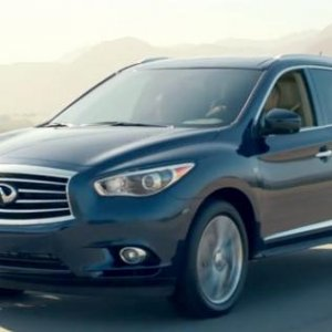 QX60 Vacation Ad